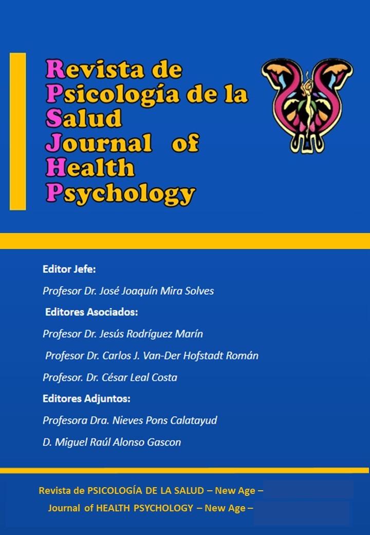 Ver Vol. 9 Núm. 1 (2021): Revista de PSICOLOGÍA DE LA SALUD