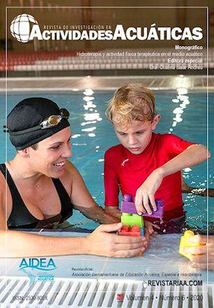 """Ver Vol. 4 Núm. 7 (2020): Monográfico: """"Hidroterapia y actividad física terapéutica en el medio acuático""""."""