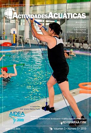 Ver Vol. 3 Núm. 5 (2019): Monográfico especial de acondicionamiento físico en el medio acuático